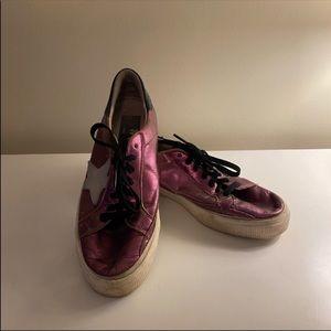 Golden Goose Low Top Sneakers